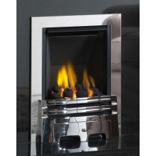 SLIMLINE MULTI FLUE GAS FIRE 3.9kW CHROME