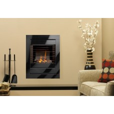 CRYSTAL BLACK INSET GAS FIRE CHILDS SAFETY GUARD