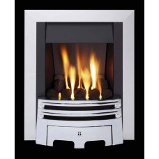 ECO2 FULL DEPTH GAS FIRE - Slide Control