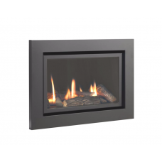 PINNACLE 600 H.E. GAS FIRE